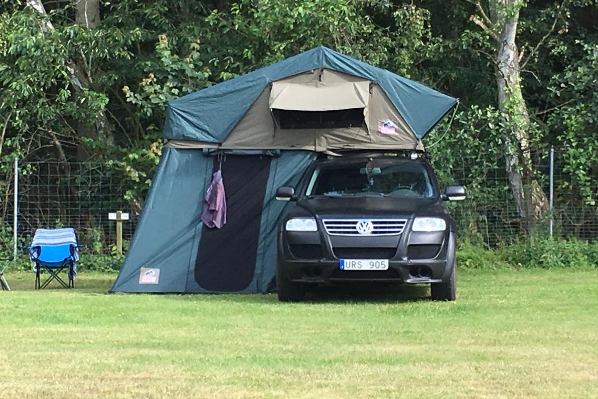 tält till bil